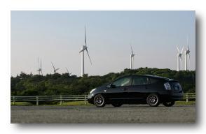 エコの代名詞、トヨタのエコカープリウス