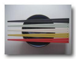 デザイナーがデザインした素敵なマイ箸『UKIHASHI』浮き箸