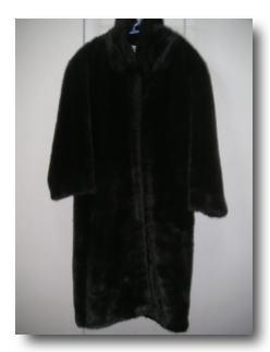 毛皮のコート(アトリエサブ)