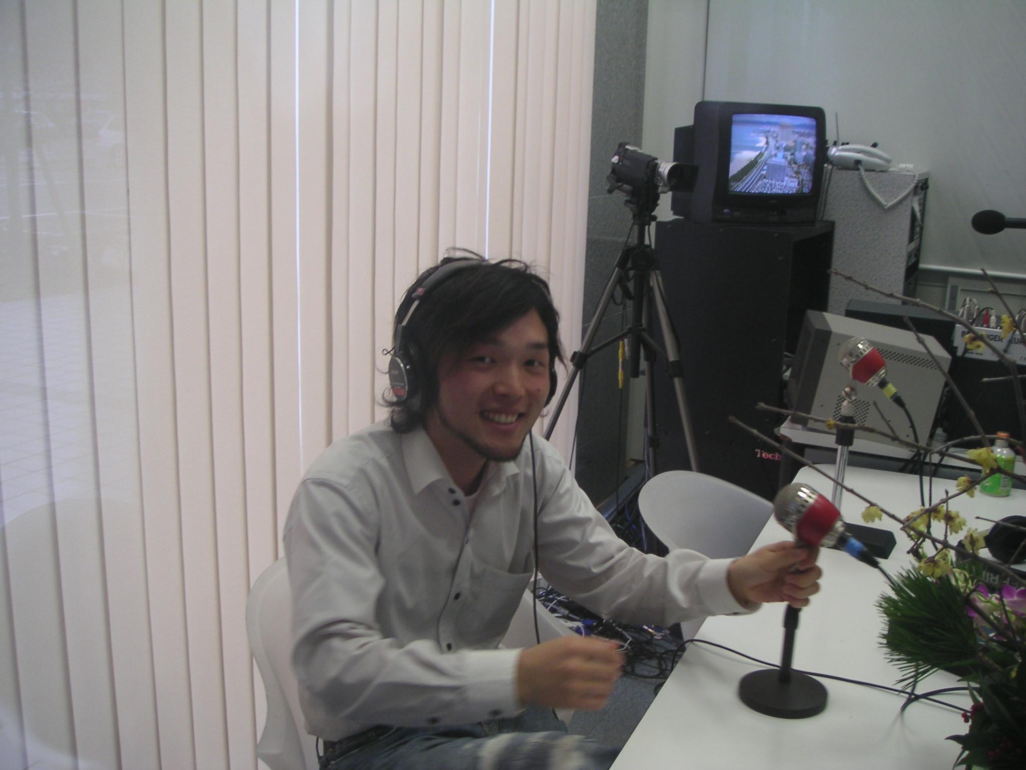 エコなラジオ=エコラジ出演