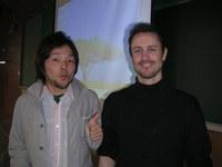 ペオエクベリさんと清輔